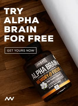 Try Alpha Brain for free