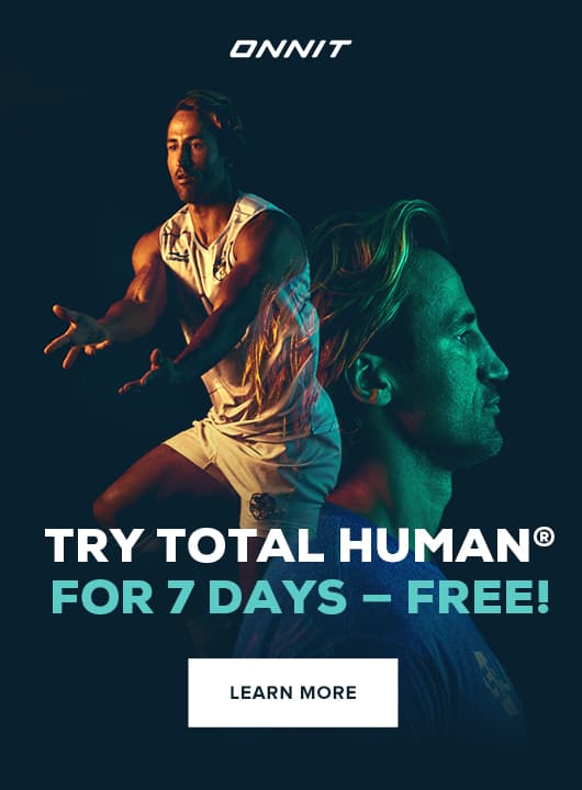 Try Total Human for FREE