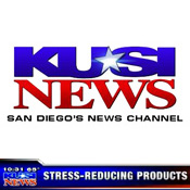 Good Morning San Diego - Stress-Reducing Products