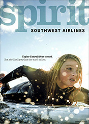 Southwest Airlines Spirit Magazine