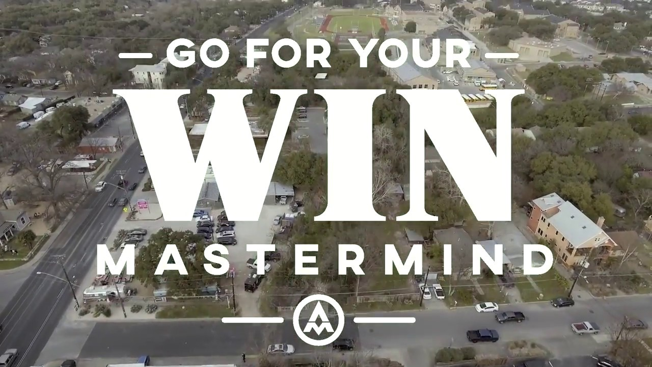 Go For Your Win Mastermind Weekend