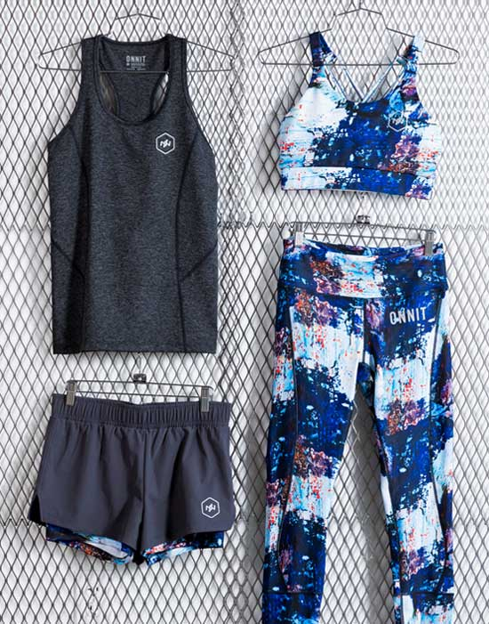 Curated performance wear outfit for women, 2 of 3