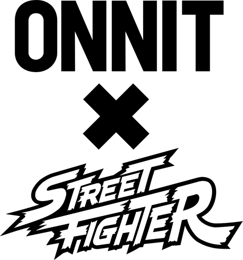 Onnit x Street Fighter