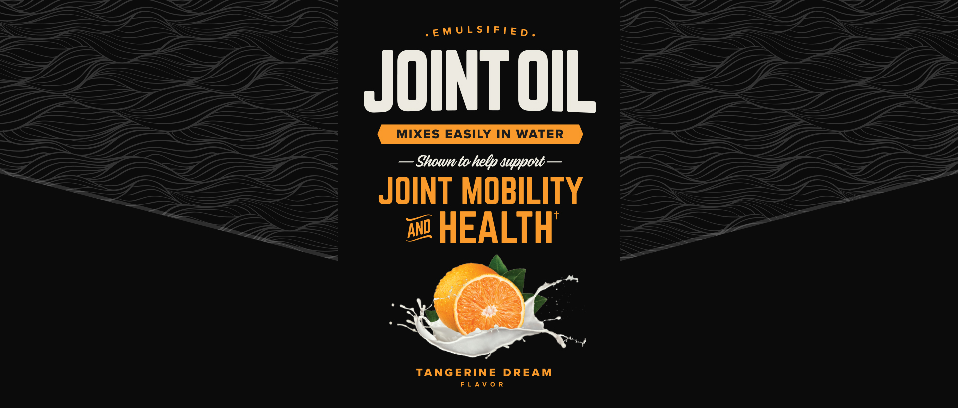 Joint Oil Banner