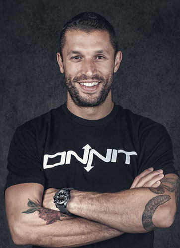 Aubrey Marcus, CEO of Onnit