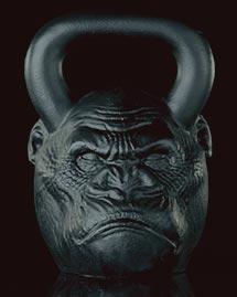 Gorilla Primal Bell