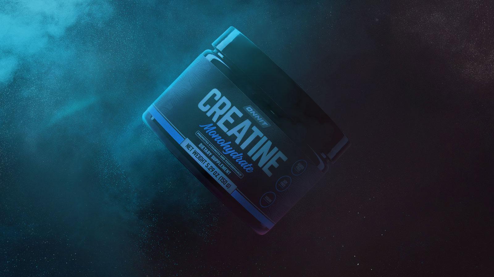 Tub of Creatine
