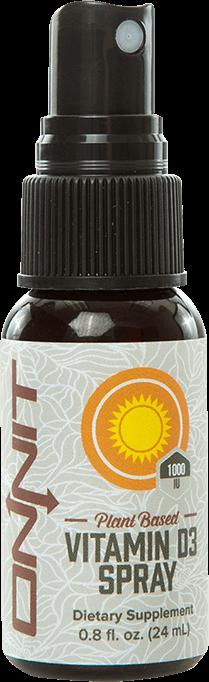 Vitamin D3 Spray Bottle