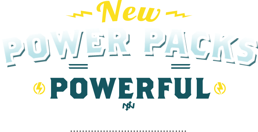 New Power Packs Are More Powerful Than Ever